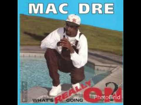 Mac Dre - On My Toes (E-40 Diss)