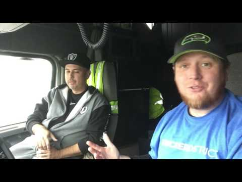 New Truck Driver w/ May Trucking Co Interview