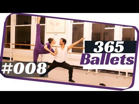 Ballet- 008- Original ballet -365 Ballets- ballet choreography- modern ballet
