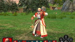 Heroes of Might and Magic V : Tribe of the East Campaign - The Will of Asha - Beasts and Bones