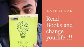 Why should I read Books..?? 75% Billionaires reads 3-4 books every month..!!