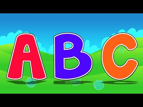 ABC Song in Hindi | Hindi Alphabets Song For Kids | Hindi Educational Videos | Learn ABC In Hindi