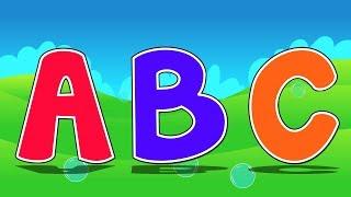 Hintçe Çocuklar | Türkçe Eğitim Videoları İçin Hintçe | Türkçe Alfabe Şarkısı ABC Song | ABC Öğrenin