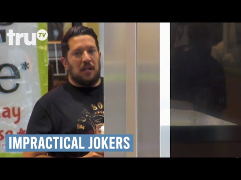 Impractical Jokers- Did You Shush Me? (Punishment) | truTV