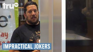 Video Impractical Jokers- Did You Shush Me? (Punishment) | truTV download MP3, 3GP, MP4, WEBM, AVI, FLV November 2017