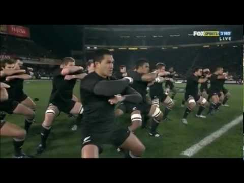 All Blacks Haka Compilation HD