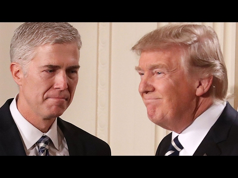 Trump At Odds With Supreme Court Nominee?