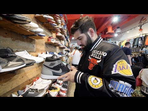 HYPEBEAST GOES SHOPPING AT ROUND TWO HOLLYWOOD!!