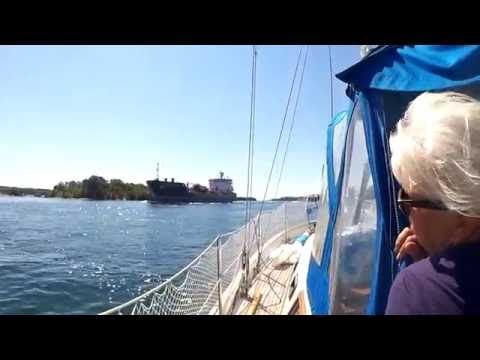 1000 Islands Review- Part 1- Scenes on the River