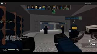 Roblox CS:GO | HACKER FOUND | Rip The Server