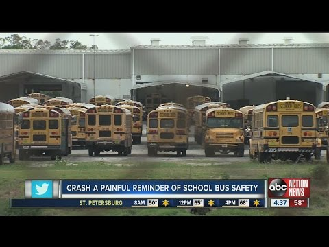 Chattanooga driver had previous crash, school bus safety talks begin