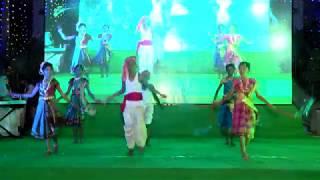christ the king chruch christmas dance sandade sandadi//Emili raj