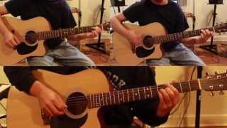 """""""Stay With Me"""" - Sam Smith - Acoustic Guitar Instrumental Cover (by Ely Jaffe)"""