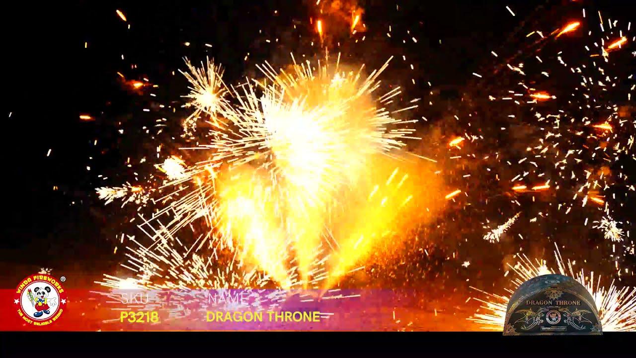 DRAGON THRONE P3218 WINDA FIREWORKS 2022 NEW ITEMS