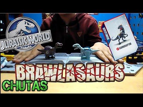 BRAWLASAURS!!,review en español y escaneo[Edición JW]