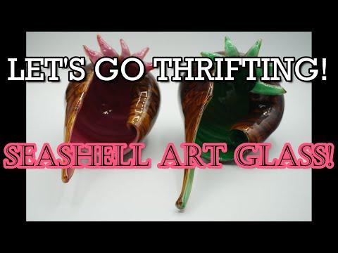 Beautiful Art Glass!   EBay Reselling   Vintage Glassware