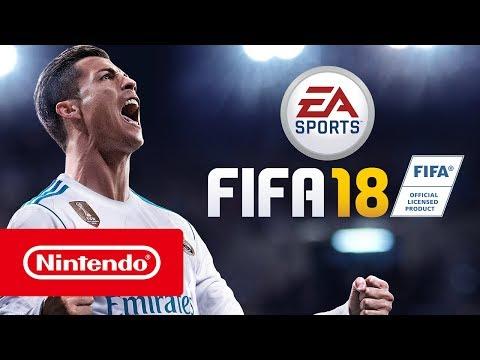 EA SPORTS™ FIFA 18 – L'expérience Portable FIFA Ultime (Nintendo Switch)