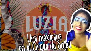 Majo Cornejo la mexicana del Cirque du Soleil