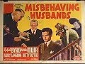 Misbehaving Husbands | Full Comedy (1940) starring Harry Langdon