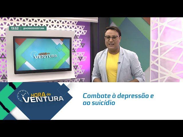 Setembro Amarelo: Vamos juntos no combate à depressão e ao suicídio! - Bloco 01