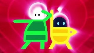 LOVERS IN A DANGEROUS SPACETIME - Gameplay Walkthrough Full Game Part 1 (Co-op Space Shooter Game)