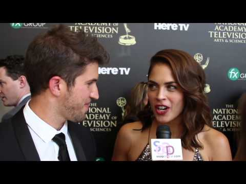 2014 Daytime Emmys: Bryan Craig and Kelly Thiebaud