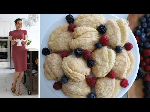 Շատ Համեղ Փափլիկ Կաթնաշոռով Թխվածքաբլիթներ - Tvorozhnik - Heghineh Cooking Show In Armenian