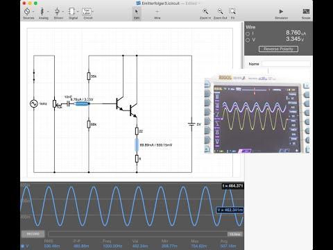 Transistoren 4: Wir machen Schwingungen hörbar
