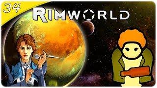 RimWorld Hardcore - TRIBO INDÍGENA CONTRA MECHANÓIDES! 🤖 #34 (PT-BR)
