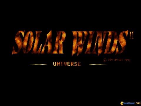 Solar Winds 2 gameplay (PC Game, 1993)