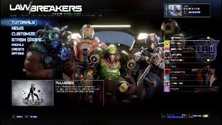 Lawbreakers Killstreak x25 Game