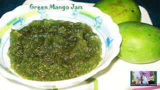 Green Mango Jam