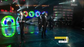 Dance History, 댄스 히스토리, Music Core 20100220