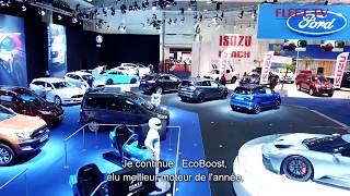 Ford @ Autosalon 2018 - Salon de l'auto 2018 | FLEET.TV