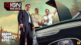 Rockstar Updates PC Players on the Status of GTA V - IGN News