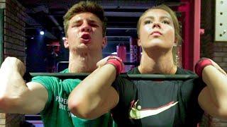 Тяжелая тренировка. Кроссфит vs тяжелая атлетика