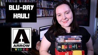 Big Blu-Ray Haul! Arrow Video, Box sets, Steelbooks, Digibooks and More