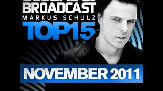Out now: Markus Schulz - Global DJ Broadcast Top 15 - November 2011