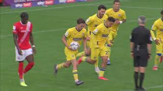 Моркам  3-4  Уимблдон видео