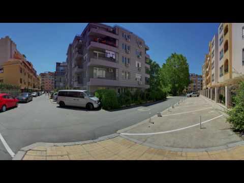 3D Hotel Bahami Residence. Bulgaria, Sunny Beach / 2017 Project 360Q