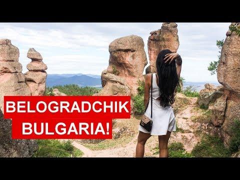 From Sofia to Belogradchik Fortress in Bulgaria!  | Belogradchik Travel Vlog
