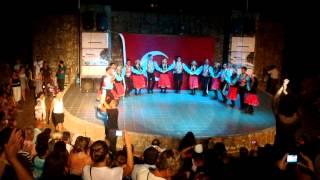 Laphetos Beach Resort & SPA 5* 2012 Июль 2012 Турецкая ночь