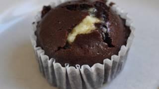 Recette des petits coulants au 2 chocolats par Hervé Cuisine