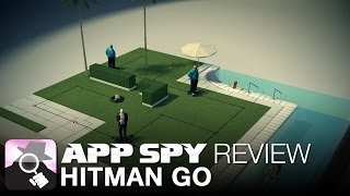 Hitman GO | iOS iPhone / iPad Gameplay Review - AppSpy.com