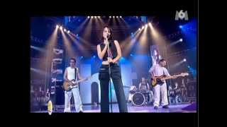 Alizee   A Contre courant Live 27 09 2003 @ Hit Machine