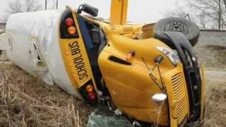 school bus crash.wmv