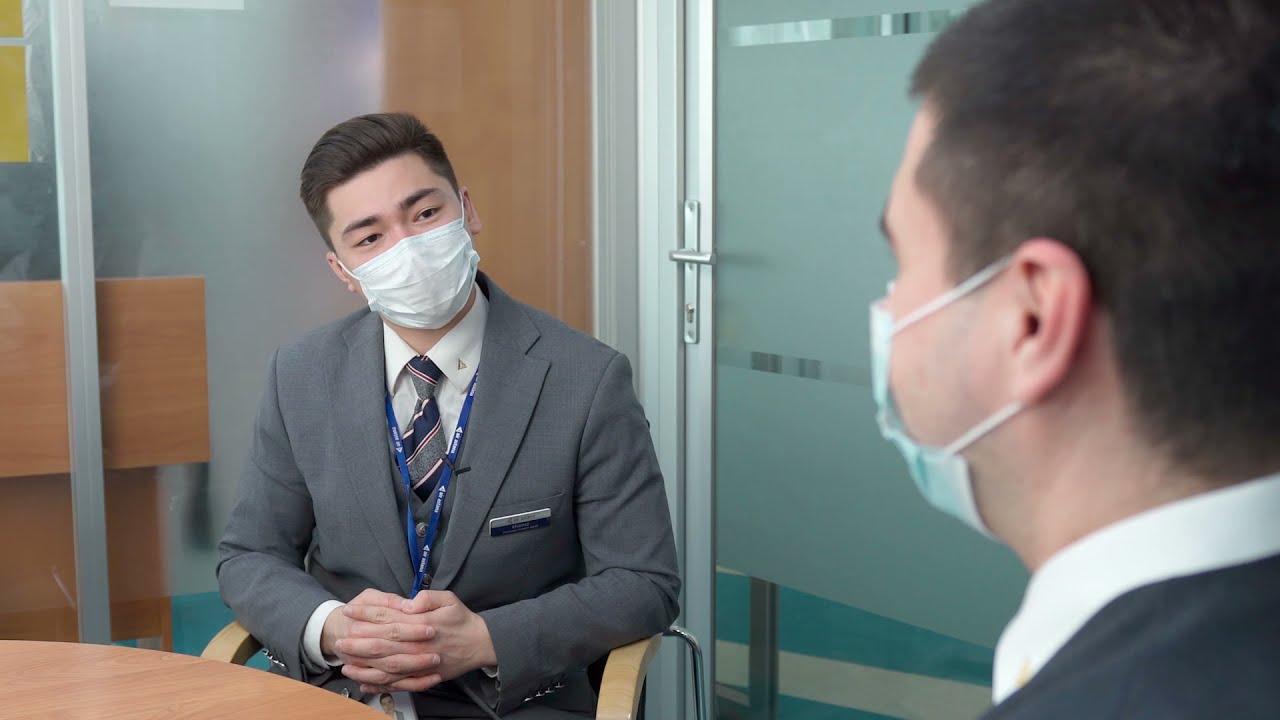 Один день агента по наземному обслуживанию Air Astana  Работа в Air Astana