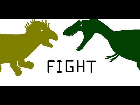 EGB: Nanotyrannus vs Stygimoloch