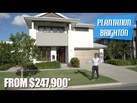 Plantation Homes Brighton | New Home Tour - From $250,000* in Australia