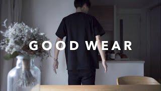 【制服化への道④】Good wear ヘビーウェイトTシャツ!